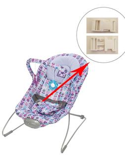 1 White Harness Seat Clip for Cosco Infant Baby Rocker Bounc