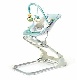 Tiny Love 3 IN 1 CLOSE TO ME BOUNCER Baby Rocker Bouncer - N