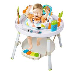 Dporticus Baby 3-Stage Jump Entertainers Activity Center Pla