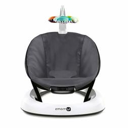 4moms, bounceRoo, Bouncer Seat, Dark Grey Classic