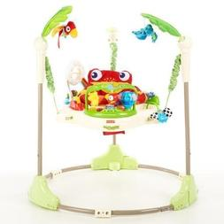 Fisher-Price Rainforest Jumperoo - Baby Jumper Walker Bounce
