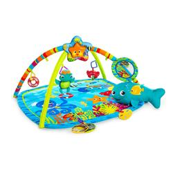 Baby Einstein Activity Gym and Play Mat - Nautical Friends,