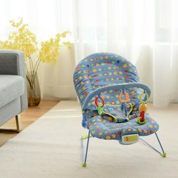 adjustable baby bouncer swing rocker w soothing