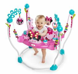 Baby Activity Jumper Bouncer Center With Lights Music Minnie