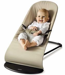 Baby Bjorn Bouncer Seat Chair Bliss Cover Beige Rocker Trend