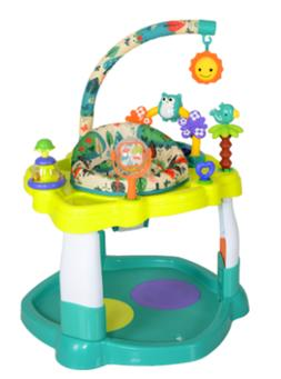 baby bouncer activity center jumper degree rotating