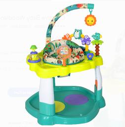 Baby Bouncer Activity Center Jumper with 360 Degree Rotating