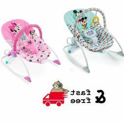 Baby Bouncer & Rocker Seat Disney Baby Mickey|Minnie Mouse