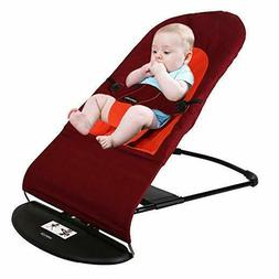 Baby Bouncer Balance Soft Rocking Chair,Automatic Swing Brin