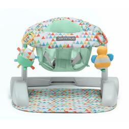 Baby Bouncer Floor Seat Infant Play Mat Pad Rocking Rocker C
