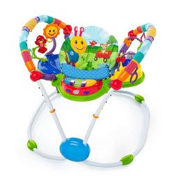 Baby Bouncer Jumper Activity Play Center Swivel Seat Music D