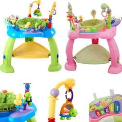 Baby Bouncer Jumper Learning Activity Pad for Kids Child Exe