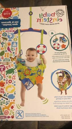 Baby Door Jumper Bouncer Exersaucer Doorway Activity Learnin