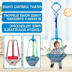 Baby Door Jumper Owl Bouncer Doorway Swin Jump Up Seat Exerc