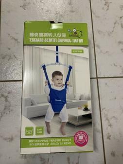 Baby Door Jumpers and Bouncers Swing Exerciser Set w/ Door C