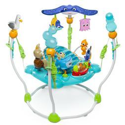 Disney Baby Finding Nemo Sea of Activities Newborn Jumper Bo