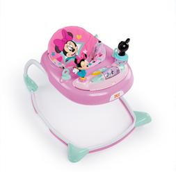Disney Baby Girl Minnie Mouse Baby Walker Bouncer Jumper wit