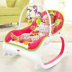 Baby Infant Rocker Recline Seat Toddler Bassinet Vibrating C