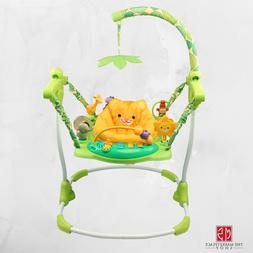 Baby Jumper Activity Toy Bouncer Seat Infant Jump Exerciser