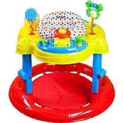 Baby Jumper Bouncer Seat Jumperoo Activity Center Infant Chi