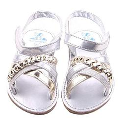 Hatoys Baby Outdoors Sandals Toddler Princess First Walkers