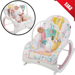 BABY ROCKER INFANT to Toddler Rocking Newborn Crib Swing Sea