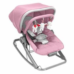 Maclaren Baby Rocker - Orchid Smoke / Silver - For Babies up