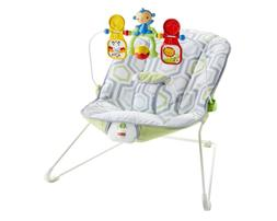 BABY'S BOUNCER GEO MEADOW WITH BOUNCY SEAT REMOVABLE TOY BAR