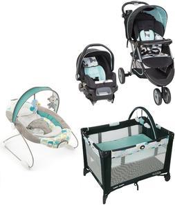 Baby Stroller Car Seat Infant Bouncer Nursery Playard Newbor
