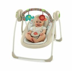 Baby Swing Infant Portable Cradle Electric Rocker Bouncer Se
