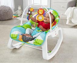 Baby Toddler Infant Rocker Seat Bassinet Chair Bouncer Rocki