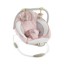 Ingenuity Baby Ultra Plush 8 Melodies Female Light weight Cr