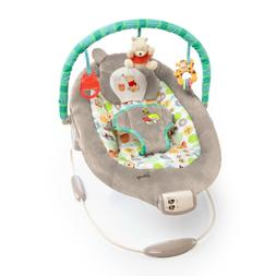 baby winnie the pooh bouncer dots