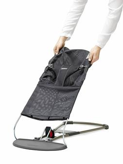 BabyBjörn BabyBjorn Fabric Seat for Bouncer, Anthracite, Co