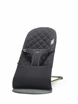 BABYBJORN® Bouncer Bliss In Black Cotton