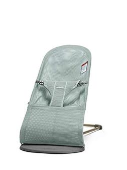 BABYBJORN Bouncer Bliss in Mesh, Frost Green