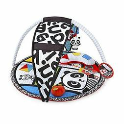 Baby Einstein Bold New World High Contrast Playmat, Newborns