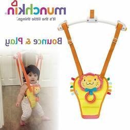 Munchkin Bounce and Play¦Door Bouncer Jumper Seat¦Adjustab