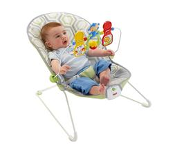 Baby Rocker Chair Bouncer Soothing Newborn Infant Toddler Ro