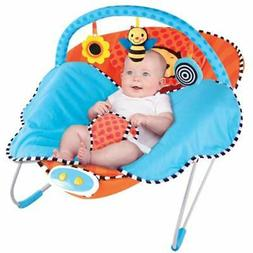 Sassy Bouncers Cuddle Bug Bouncer, Whimsical Bumble Bee Infa