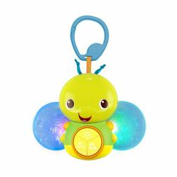 Bright Starts Beaming Buggie Take-Along Toy With Lights and