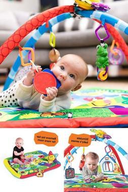 Baby Einstein Caterpillar Friends Play Gym Lights Melodies A