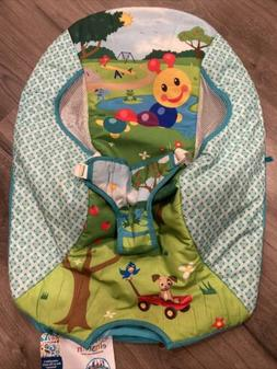 Baby Einstein Caterpillar's Day At The Park Bouncer Replac
