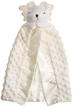 Elegant Baby Classic Prayer Bear Blankie Blanket Nursery Bla