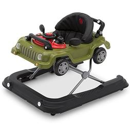 Jeep Classic Wrangler 3-in-1 Activity Walker, Anniversary Gr