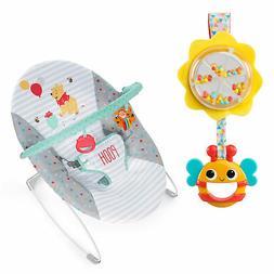 Disney Baby, Bright Starts Honey Pot & Beehive Baby Bouncer