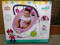 Bright Starts Disney Baby Minnie Mouse Bouncer Seat - Blushi