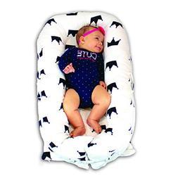 Dockatot Baby Lounger Nest, Cradle, Bed for Cuddling Infants