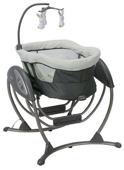 Graco DreamGlider 2-in-1 Gliding Swing and Sleeper - Rascal