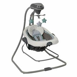 Graco DuetConnect LX Swing and Bouncer, Manor